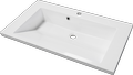 Cast marble washbasin MODUL
