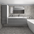 Bathroom series MODUL