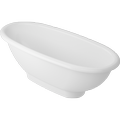 Cast marble bathtub SATITTA