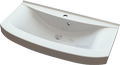 Cast marble washbasin BARI
