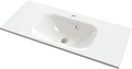 Cast marble washbasin IMPERIA